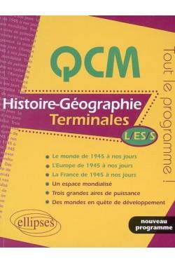 QCM histoire-géographie...