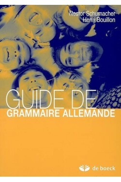 Guide de grammaire allemande
