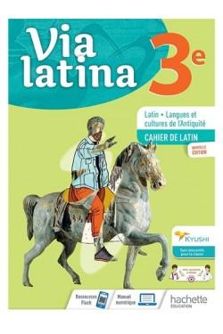 Via latina 3e : latin,...