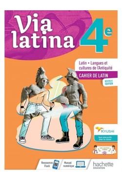 Via latina 4e : latin,...