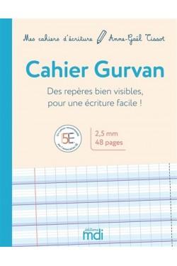 Cahier Gurvan 2,5 mm : des...