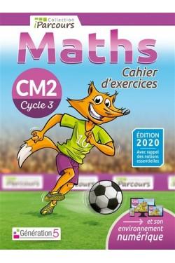 Maths CM2, cycle 3 : cahier...
