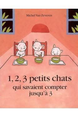 1, 2, 3 petits chats qui...