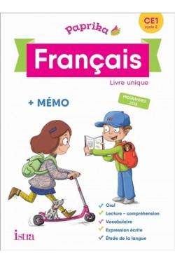 Paprika, français CE1,...