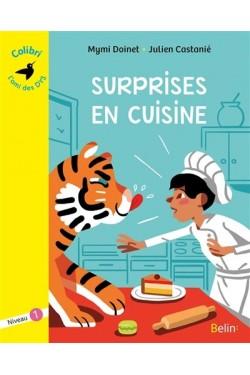 Surprises en cuisine