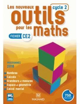 Les nouveaux outils pour les maths CE2 - Fichier (Broché) édition 2016