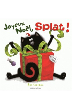 Joyeux Noël Splat ! (Broché) Rob Scotton