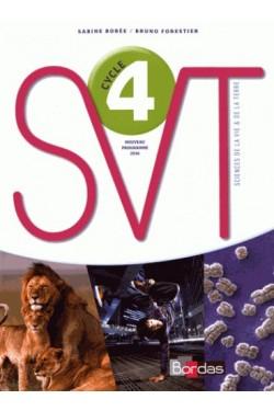 SVT Cycle 4 (Broché)...