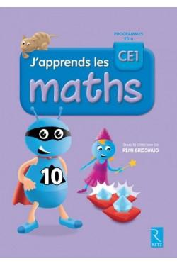 J'apprends les maths CE1...