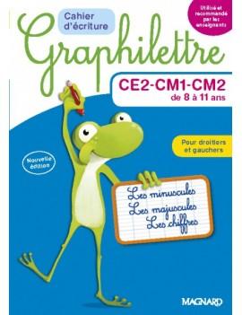 Graphilettre CE2-CM1-CM2, éd. 2017
