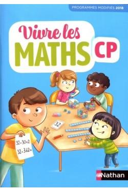 Vivre les maths CP - Grand...