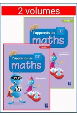 J'apprends les maths CE1 -...