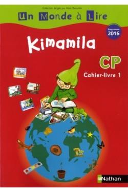 Kimamila CP série rouge - Cahier-livre 1