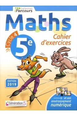 Maths 5e iParcours - Grand...