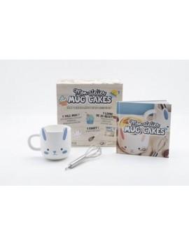 Mon atelier mug cakes - Avec 1 joli mug et 1 fouet