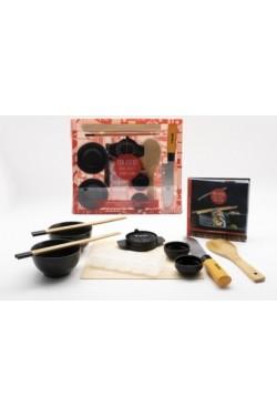 Coffret mon atelier sushis,...