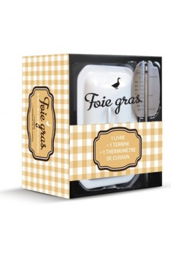 Coffret foie gras - Avec 1...