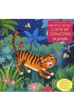 La jungle - Avec 1 livre...