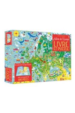 Atlas de l'Europe - Livre...