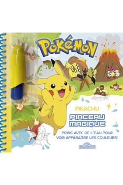 Pikachu pinceau magique -...