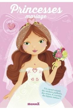 Princesses mariage - Avec...