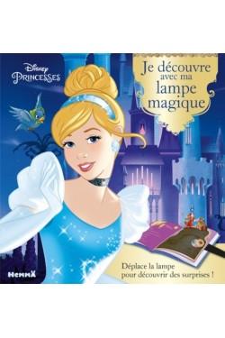 Disney Princesses (Cendrillon) - Je découvre avec ma lampe magique