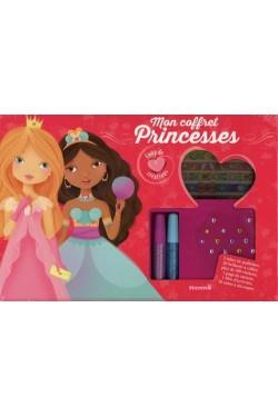 Mon coffret princesses -...