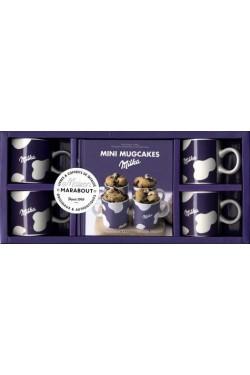 Coffret Mini mugcakes Milka...