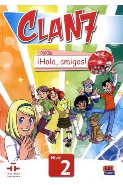 Clan 7 con ¡Hola, amigos! -...