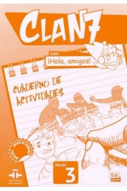 Clan 7 Nivel 3 - Cuaderno...