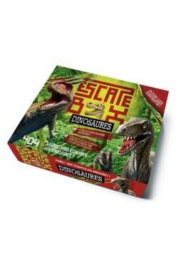 Escape box dinosaures :...