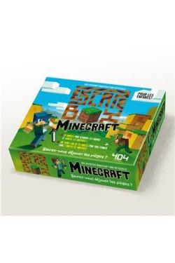 Escape box Minecraft -...