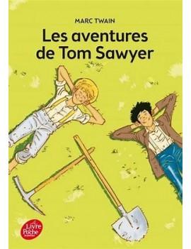Les aventures de Tom Sawyer - Texte intégral - Poche Mark Twain