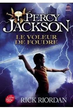 Percy Jackson Tome 1 -...