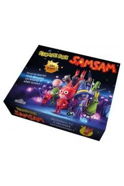 SamSam - Escape Box