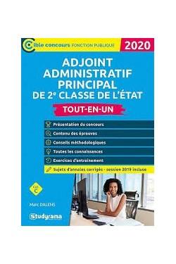 Adjoint administratif...