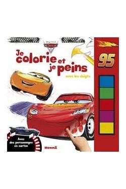 Je colorie et je peins avec...