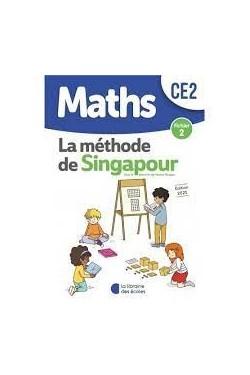 Maths CE2 La méthode de Singapour - Fichier 2 - Grand Format Edition 2021