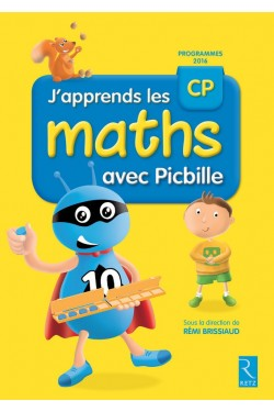J'apprends les maths CP...