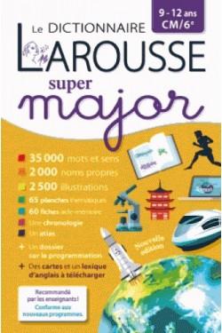 Le dictionnaire Larousse...