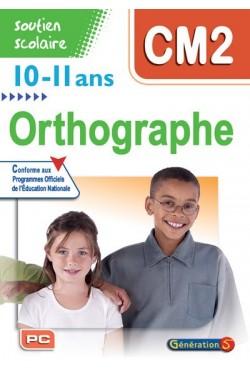 Orthographe CM2, 10-11 ans
