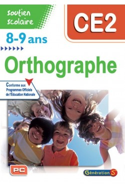 Orthographe CE2, 8-9 ans