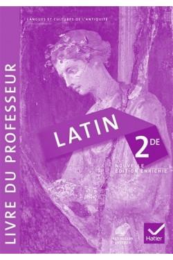 Latin 2de : livre du...