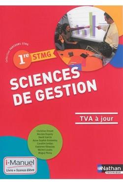 Sciences de gestion, 1re...