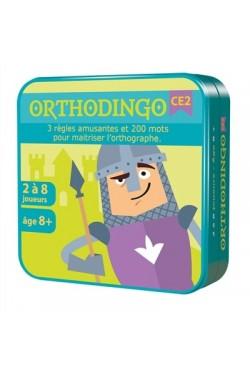 Orthodingo, CE2 : 3 règles...