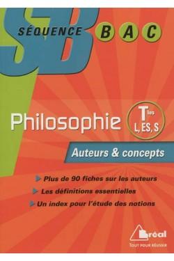 Philosophie, terminales L,...
