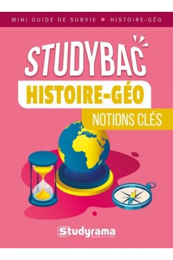 Histoire géo : notions clés