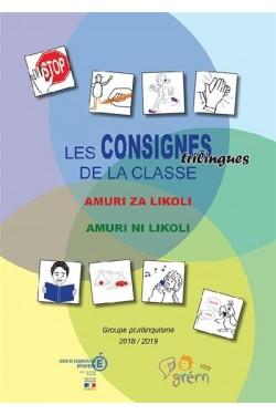 Les consignes trilingues de...