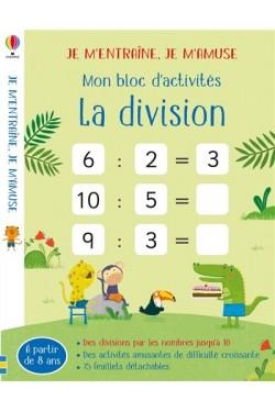 La division : mon bloc...