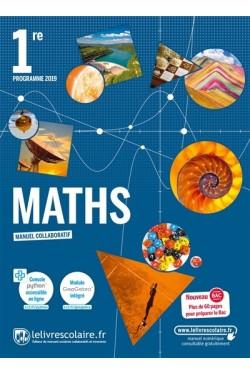 Maths 1re : programme 2019...